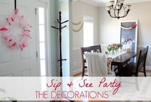 Sip + See Party Ideas / by BabyCenter