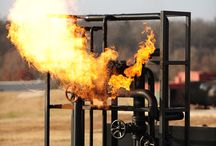 Industrial Fire Training  / Whether it be a large refinery simulator or a tanker fire simulator, the system design allows your agency to provide training relevant to the 29 CFR 1910.120 and NFPA 472 standards in a safe, reliable environment.