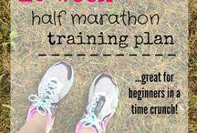 Halbmarathontraining