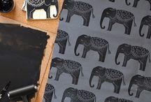 Textil bedruck