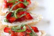 Appetizers / Recipes for appetizers / by Sara Himm