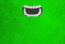 My Hulk / My hero