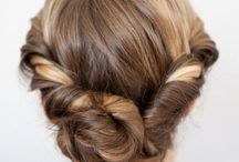 Hairstyles / by Lili Harmon