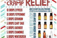 Essential oils peroid pain