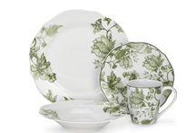 Mom's porcelain china