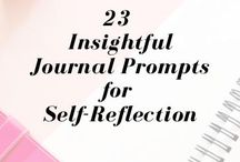Personal Journal Prompts