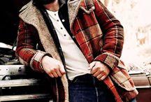 Lumberjack-style