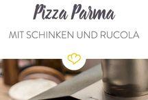 Pizza,flammenkuchen quiche