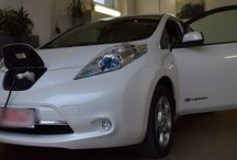 Nissan Leaf in Romania / Nissan Leaf zero emissions