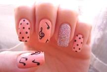 Nail Ideas;)  / by Harley Sheridan