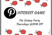 The Pinterest Game / pins shared on the Pinterested Game hosted at Musings by Candace Jean, Pins in A Nutshell, and The Mummy Toolbox