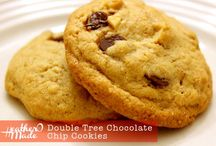 Double Tree Chocolate Chip Cookies For The Best Dessert Ever!