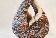 Paper Sculpture / by Amy Migliore