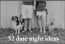 *Date Ideas 4 Me & Brandon* / by April Jenkins