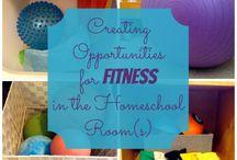 Homeschooling: Physical Education & Health