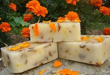 All Natural Soaps / by Leanne Heaxt