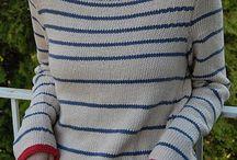 Enkle gensere