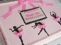 торт девчачий.