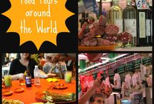 Food Tours Around the World / Take a tour of culinary excellence!