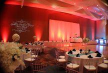 Rosen Center Hotel Wedding Lighting Ideas Orlando Dj Decor / Wedding lighting ideas for rosen center hotel in orlando florida.  Uplighting options for decor done by Orlando Dj And Lighting. Www.orlandodjandlighting.com