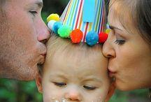 1st birthday/ family photos