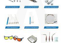 Medical Laser Accessories / Original Manufacturers of Medical Laser Accessories