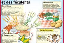 les bienfaits des céréales et féculents