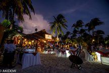 ISLA MUJERES_Mayan Beach Club Wedding / ISLA MUJERES Mayan Beach Club_Wedding Ceremony   イスラムヘーレス_マヤン ビーチクラブ_ウエディング Location: Isla Mujeres, Cancun Photographer :AkiDemi 撮影場所:イスラムヘーレス フォトグラファー:AkiDemi