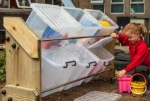A World of Pure Imagination / Imaginative play inspires curiosity and gives children the chance to develop their perspective of the world around them. We've put together some ideas for encouraging imaginative play in the playground.