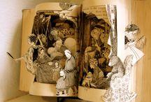 Könyvszobrok