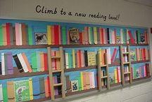Reading display ideas