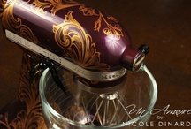 Kitchen Aid - Airbrushing / by John D'Amico