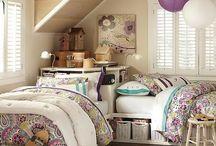 Kids' Room ideas / by Devon Wiest