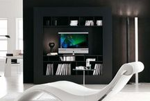 Cattelan Italia Contemporary Chaise Lounges