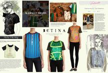 BETINA / Luxe t-shirt line designed by Betina Ocampo