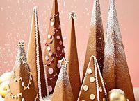 Karácsonyi mézesek
