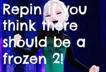 Frozen/princesses / All about princesses and disney