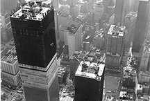Twin Towers Construction from 1968 to 1973 / Photos of the construction of the Twin Towers from 1968 to 1973. By NYCwebStore.com / by NYCwebStore .com