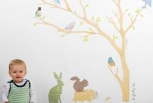 Strom na zeď - Ladunka pokojíček