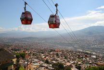 Descubre Medellin  / Sorpréndete con las maravillas de esta ciudad de Colombia. ¿Qué es lo que más te gusta de Medellín?