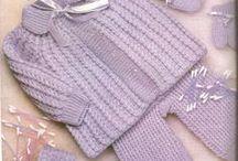 roupinhas de bebe em trico