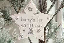 Christmas Shop / Christmas is a very special time of year, especially when you are celebrating Baby's First Christmas.  To help make it a memorable one, we have created a unique selection of Baby's First Christmas Hampers, Christmas Stockings and keepsakes.  We also have a beautiful selection of personalised baby gifts for Christmas 2017. #Christmasshop #Christmas2017