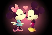 For the love of Minnie mouse