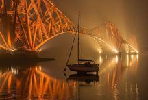 Rail Bridge Edinburgh