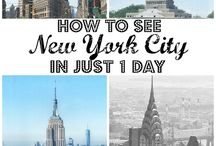 Places to Go / Travel - where to go, how to pack, what to do.