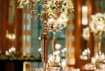 Candelabra Wedding Centerpieces