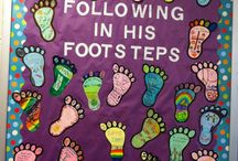 Sunday School Bulletin Board Ideas