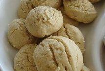 kurabiye ve pogacalar