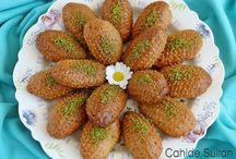 Şerbetli tatlılar