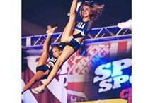 Cheer / 100% in love with the sport 0% skill linked to the sport